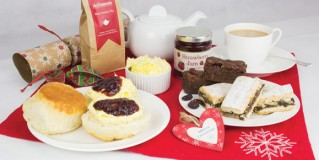 Win a Delicious Afternoon Cream Tea from Delimann