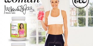 Win Active Woman Define & Refine slimming pills as used by Melanie Sykes