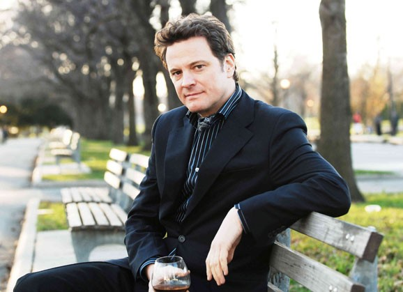 Colin Firth: Action Man