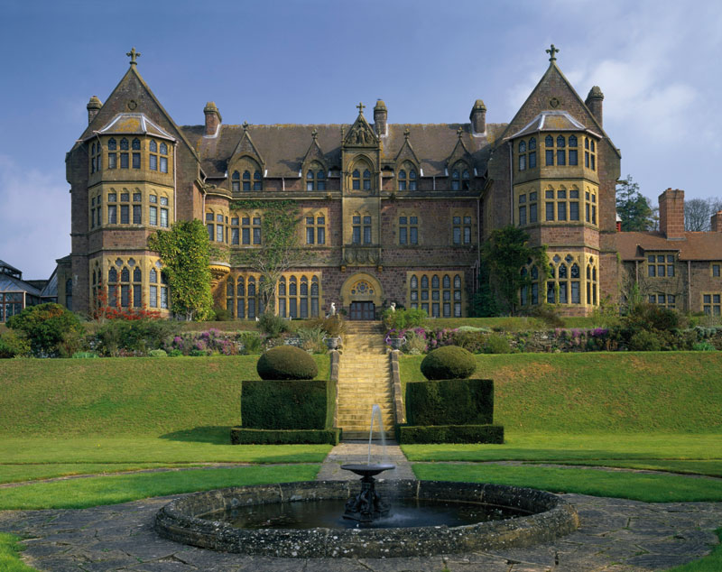 Trusted treasures must visit national trust properties for National house builders