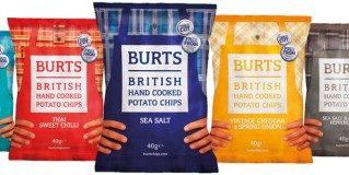 Win a year's supply of Burt's Chips and an 'It's in the Bag' 2016 calendar!