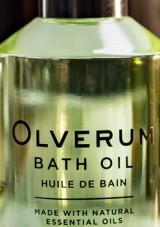 Win a bottle of Olverum Bath Oil