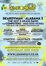 Win a pair of tickets to Lemonfest!