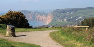 Salcombe Hill Cliff Top Walk