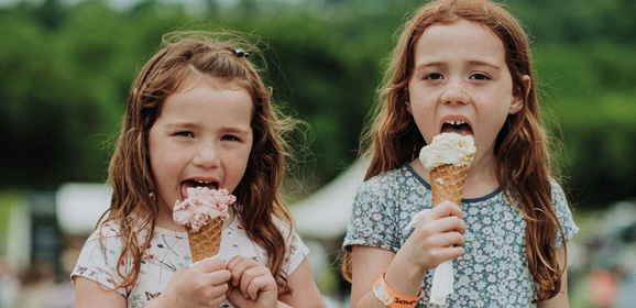 Win a family pass to the River Cottage Summer Festival!