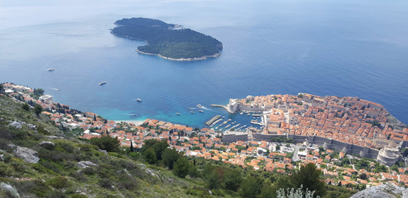 A Postcard from… Dubrovnik