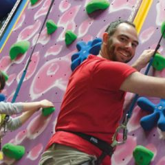 Win A Family Climbing Session At VertEXE!