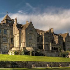 Win a one night stay at Bovey Castle for two with dinner and breakfast!