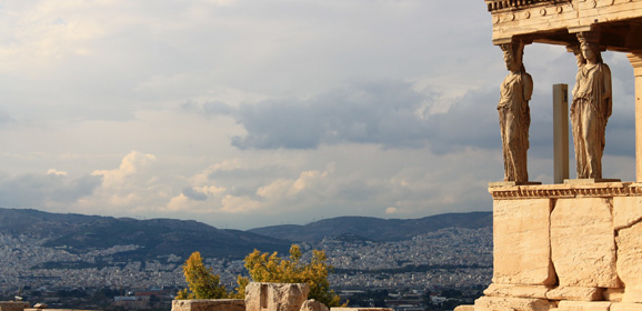 A Postcard from… Athens