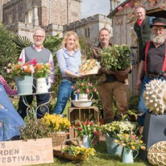 Win Tickets to Toby Buckland's Garden Festival 2018