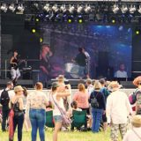 Win a weekend family ticket to Chagstock Festival!