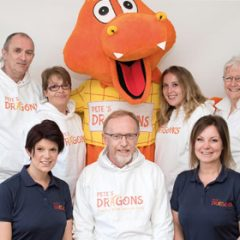 15 Minutes with… Pete's Dragons