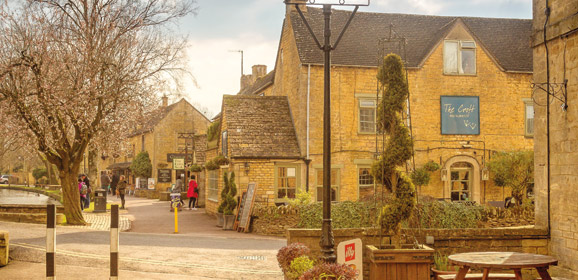 A Postcard from… The Cotswolds