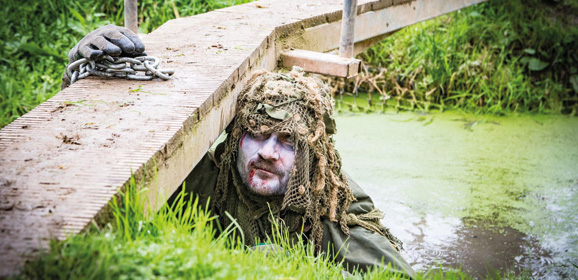 Win a pair of tickets to the Zombie Trail!