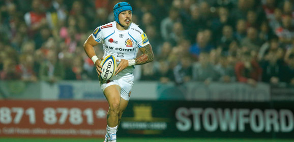 15 Minutes with… Jack Nowell
