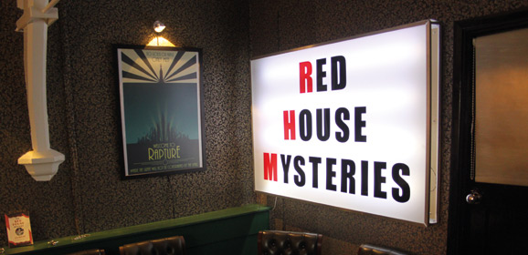 Go Here… Red House Mysteries Escape Rooms