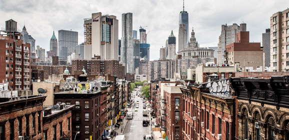 A Postcard from… New York City