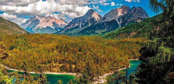 A Postcard from… Garmisch-Partenkirchen