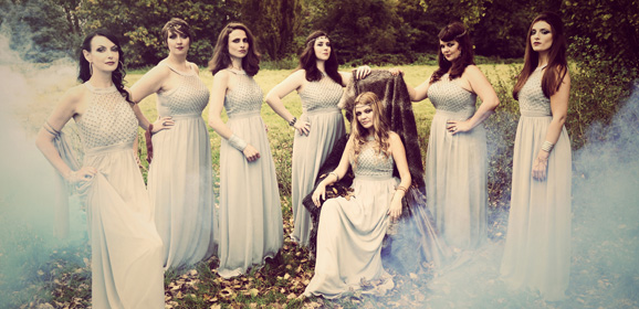 15 Minutes with… The Mediaeval Baebes