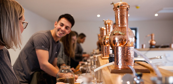 Go Here: Salcombe Gin School