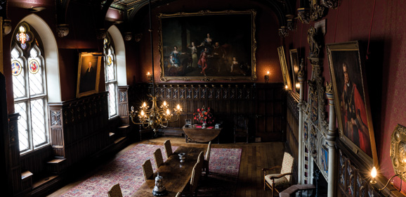 The Earl & Countess of Devon