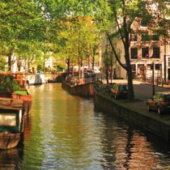 A Postcard from… Amsterdam