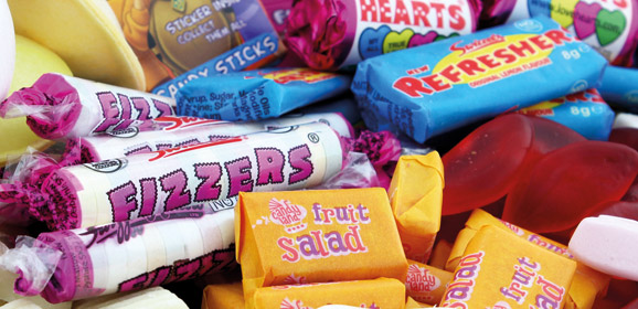 Win a Personalised Retro Sweets Hamper in time for Christmas!
