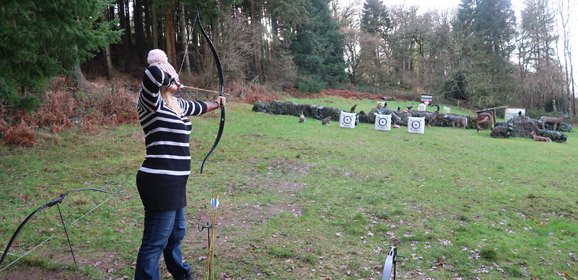 Go Here… Dartmoor Archery