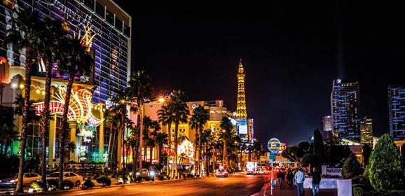 USA: Las Vegas and The Grand Canyon