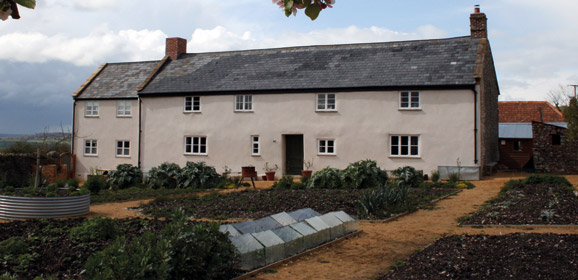 Win a Four Course Meal at River Cottage!