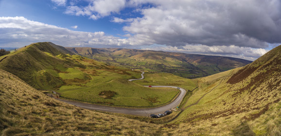 A Postcard from… The Peak District