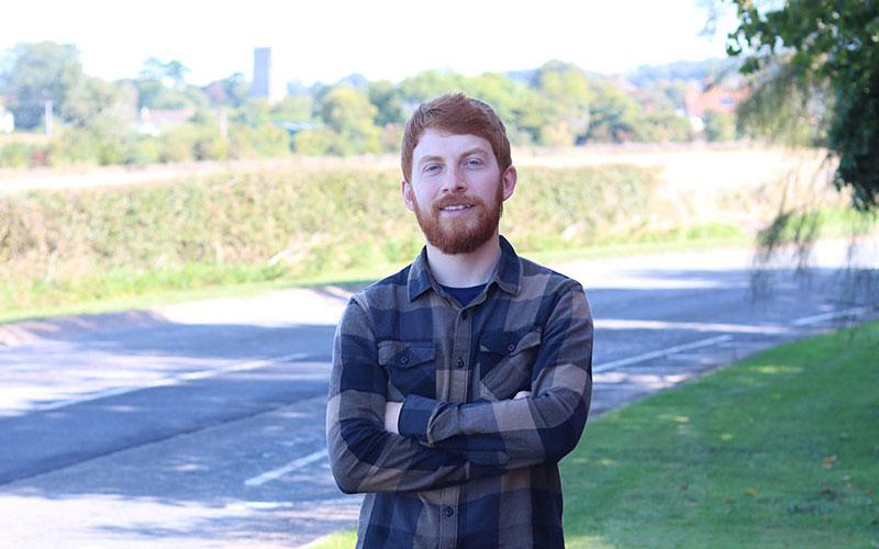 Meet the Team – One Magazine Editor, Jake Tucker