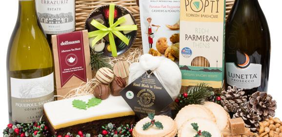 Win a Delimann Christmas Grande Celebration Hamper