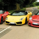 Win a Triple Supercar Driving Experience!