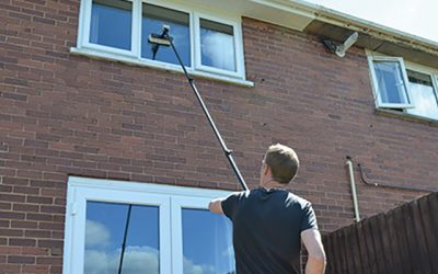 Win a Window and Gutter Clean worth up to £100!