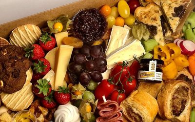 Win an Ultimate Platter from Nibbles!