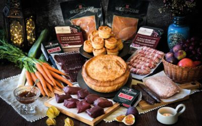 Win a Wild & Game Christmas Hamper worth £149.99!