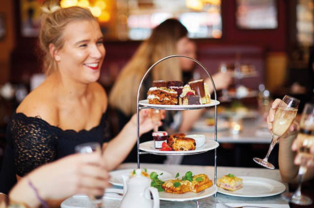 Win a Spa Day for Two with Afternoon Tea!