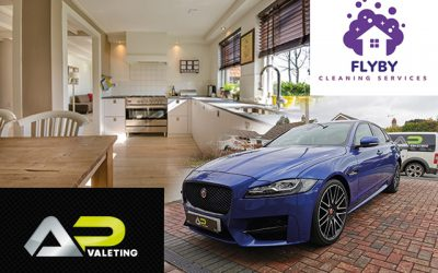 Win a House Clean and Car Valet worth nearly £100!