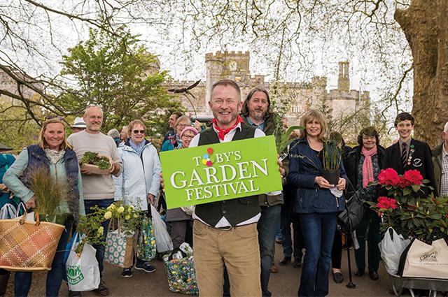 Win Tickets to Toby Buckland's Garden Festival!