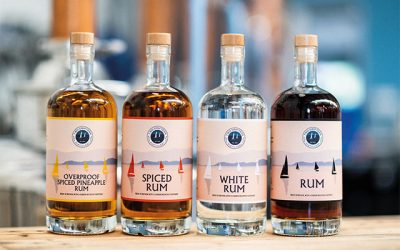 Win a Rum Distillery Tour for Two Plus Four Bottles of Rum